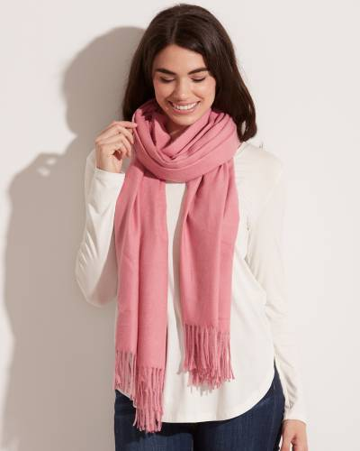 Exclusive Scarf in Mauve