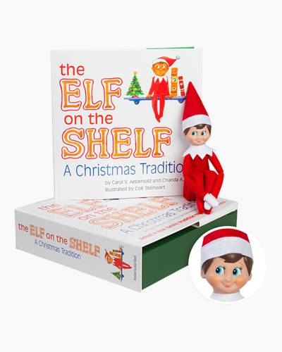 The Elf on the Shelf - Boy (Light-Skinned)