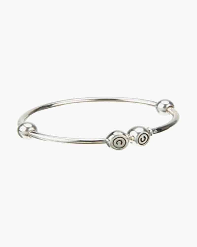 Solid Bangle Bracelet