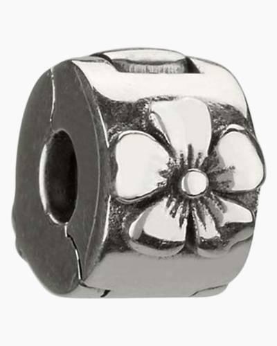Hibiscus Flower Bracelet Lock