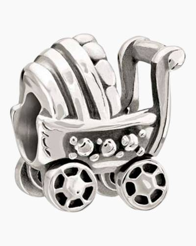 Baby Buggy Charm