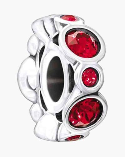 January Birthstone Jewels Charm