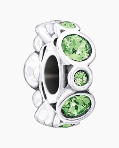 August Birthstone Jewels Charm