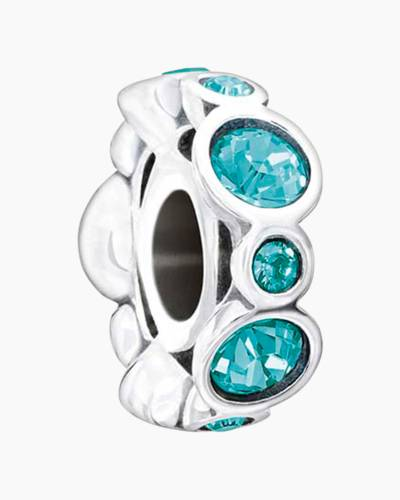December Birthstone Jewels Charm