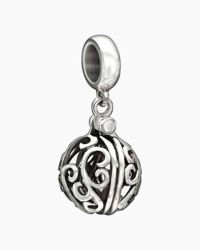 Secret Treasure Filigree Charm