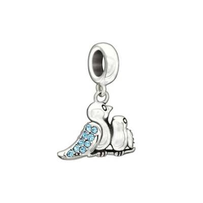 Birds of a Feather Charm