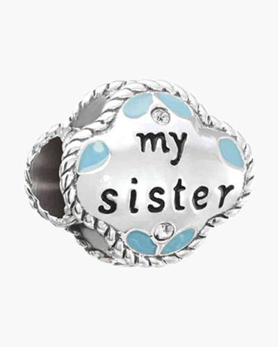 My Sister, My Friend Charm