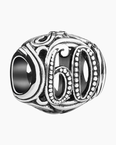 60 Milestone Charm