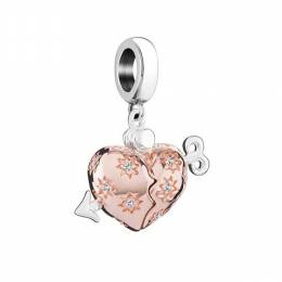 Chamilia Cupid's Arrow Locket Charm