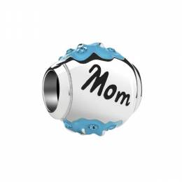 Chamilia Radiant Blooms Mom Charm