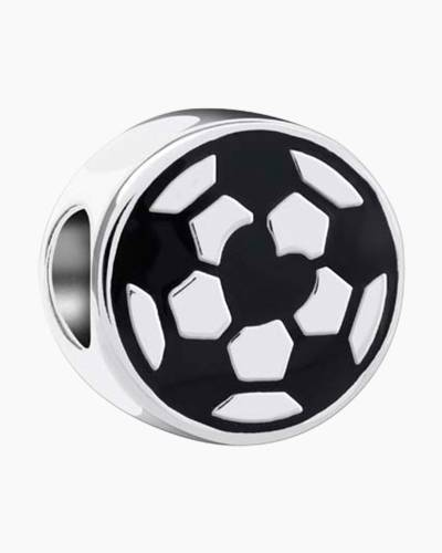 Kick It Soccer Mom Charm