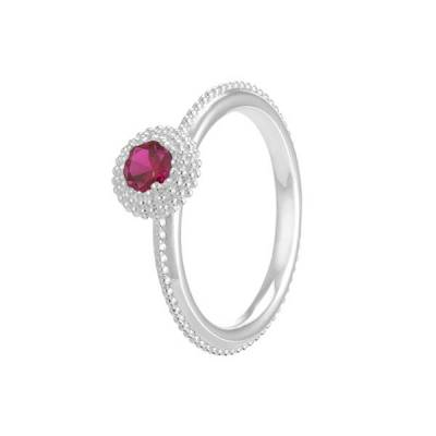 Soiree January Birthstone Stackable Ring