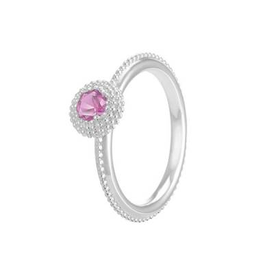 Soiree June Birthstone Stackable Ring