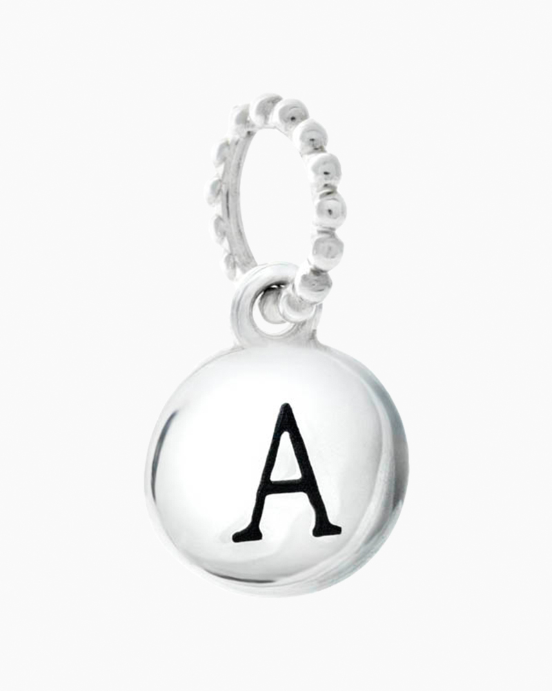 Chamilia Exclusive Petites Letter A Initial Charm
