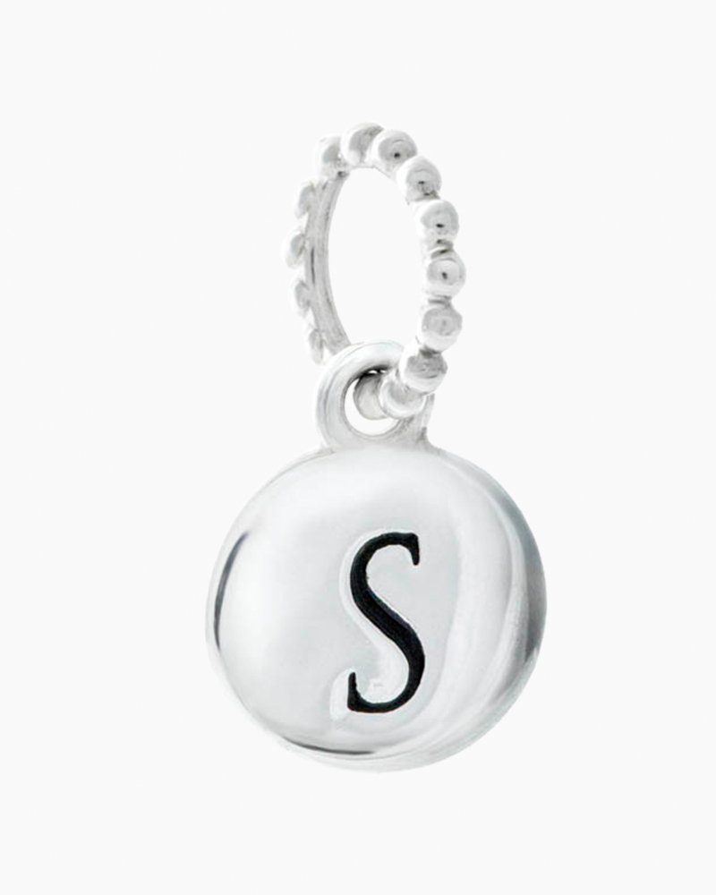Chamilia Exclusive Petites Letter S Initial Charm
