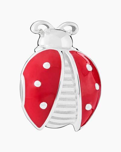 Red Ladybug Charm