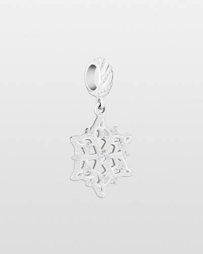 Limited Edition Snowflake Charm