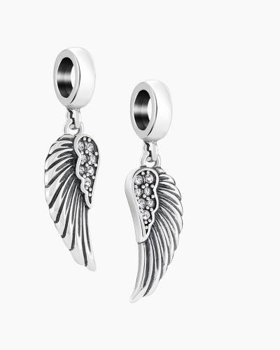 Angel Wings Mother/Daughter Charms