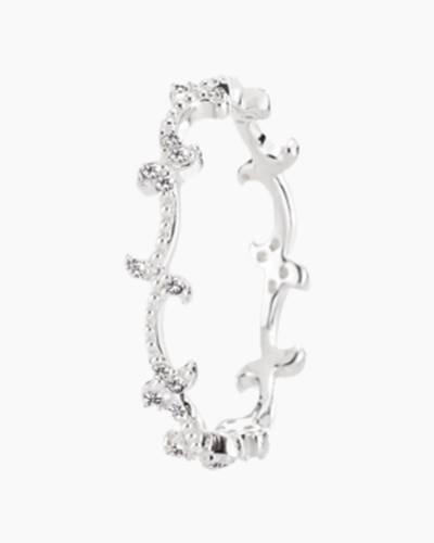 Ornamental Drift Ring
