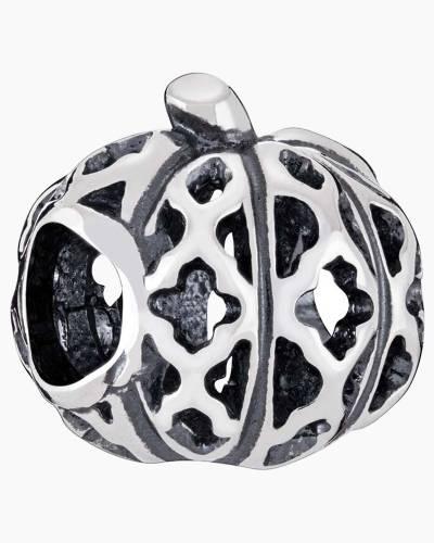 Latticework Pumpkin Charm