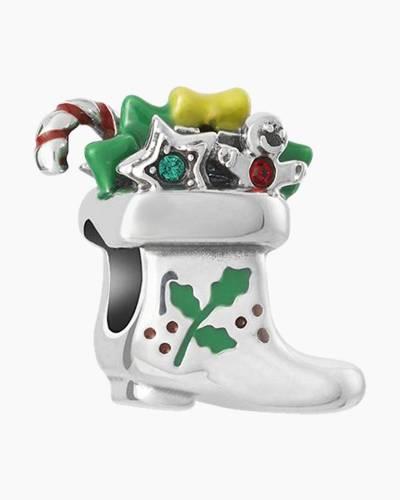 Santa's Boot Charm