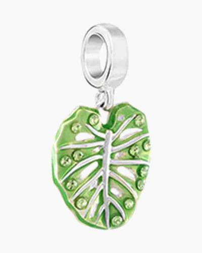 Palm Frond Hanging Charm