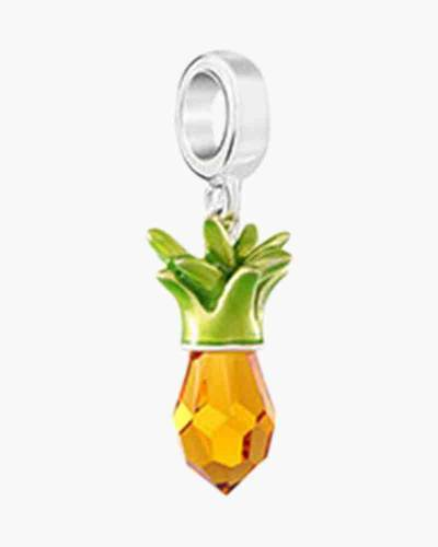 Pineapple Briolette Hanging Charm