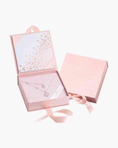 Sparkling Leaf Necklace Gift Set