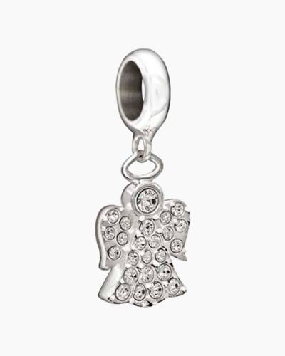 Angel Charm - Crystal Swarovski