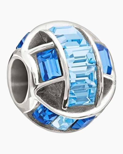 Blue Swarovski Spellbound Charm