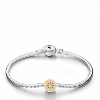 Heirloom Lace Charm Bracelet