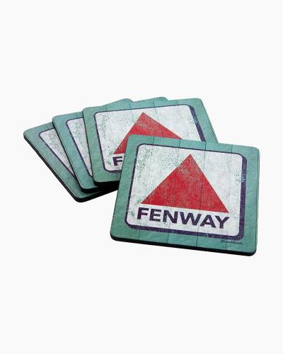 Fenway Sign Coaster Set