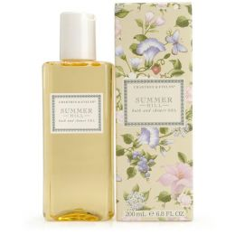 Crabtree & Evelyn Summer Hill Bath and Shower Gel 200ml