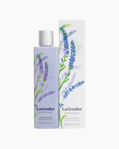 Lavendar Shower Bath and Shower Gel 250ml