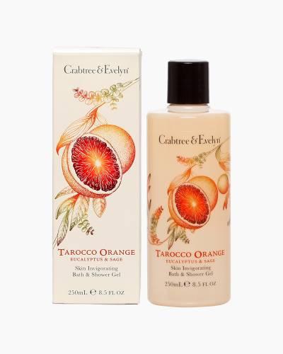 Tarocco Orange, Eucalyptus and Sage Bath and Shower Gel 250ml