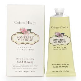 Crabtree & Evelyn Somerset Meadow Ultra Moisturizing Hand Therapy 100g