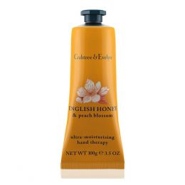 Crabtree & Evelyn English Honey and Peach Blossom Ultra-Moisturising Hand Therapy