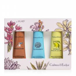 Crabtree & Evelyn Best Sellers Hand Therapy Sampler