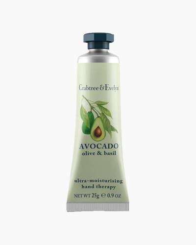 Avocado, Olive and Basil Ultra-Moisturizing Hand Therapy (.9 oz.)