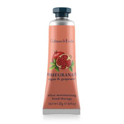 Pomegranate, Argan and Grapeseed Ultra-Moisturizing Hand Therapy (.9 oz.)