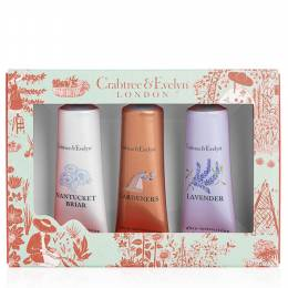 Crabtree & Evelyn Best Sellers Hand Therapy Sampler Set