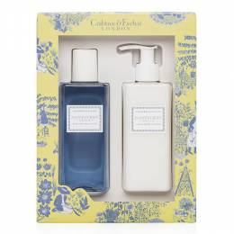 Crabtree & Evelyn Nantucket Briar Body Care Duo Set