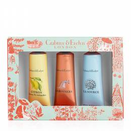 Crabtree & Evelyn Best Sellers Therapy Sampler Set