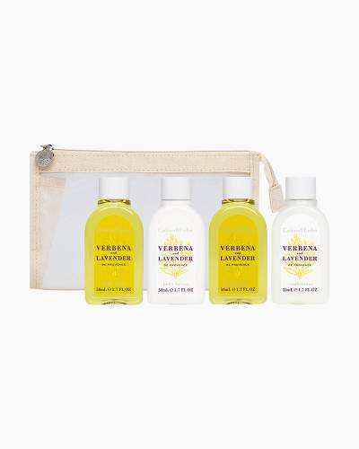 Verbena and Lavender de Provence Travel Essentials Set