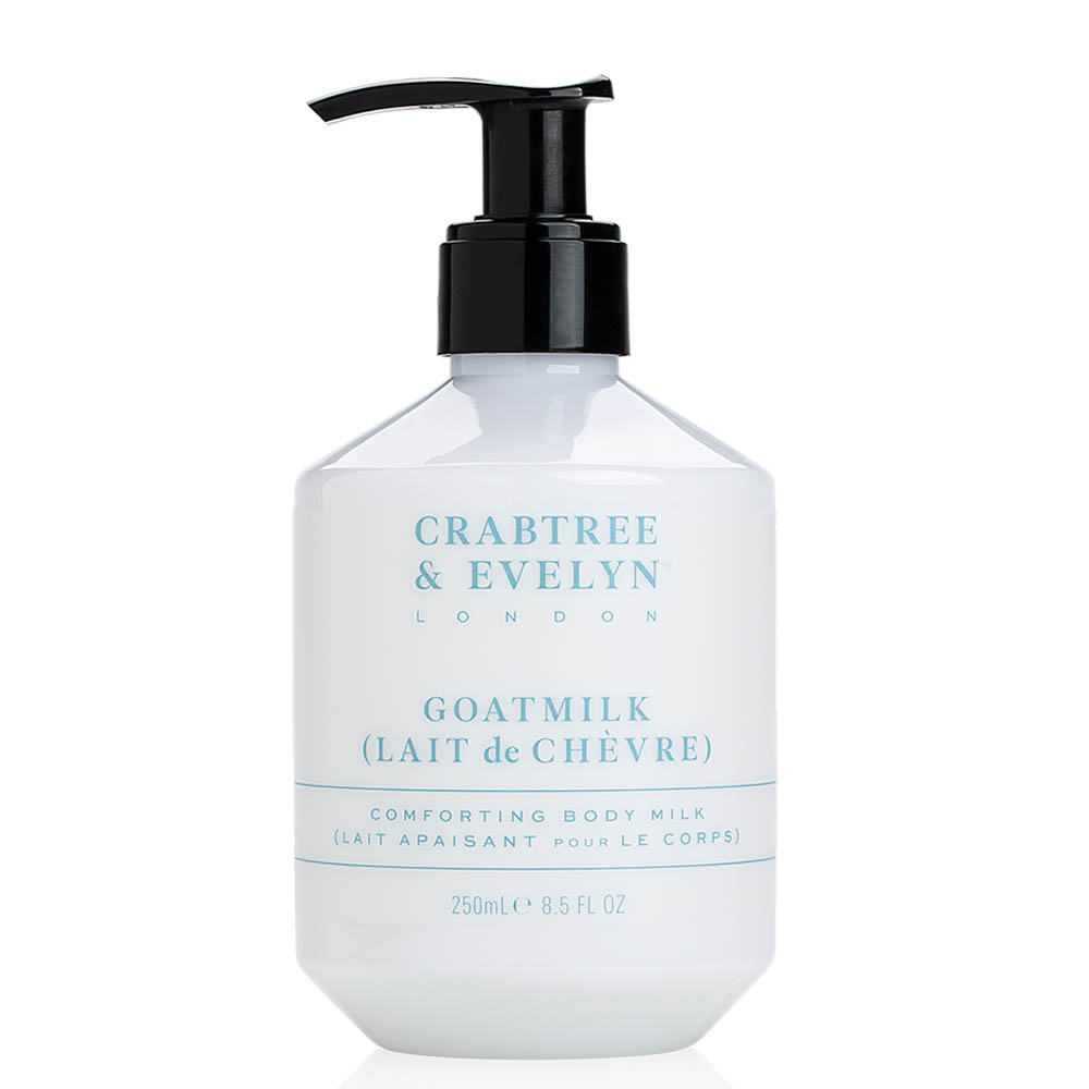 Crabtree & Evelyn Goatmilk Comforting Body Milk