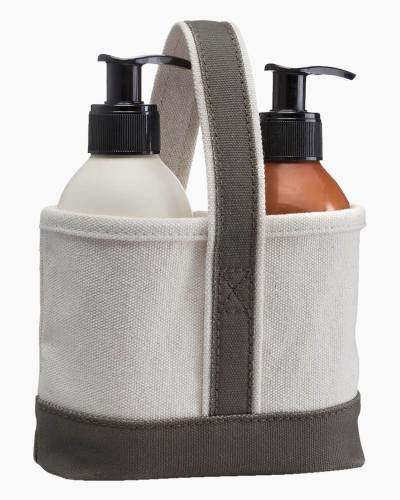 Gardeners Hand Care Duo Set in Canvas Carrier