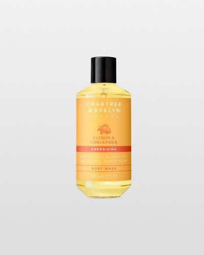 Citron & Coriander Energising Body Wash