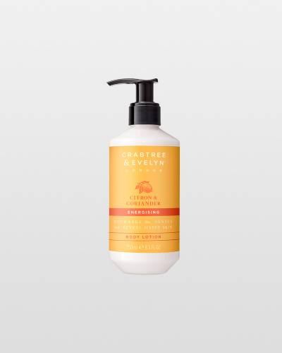 Citron & Coriander Energising Body Lotion