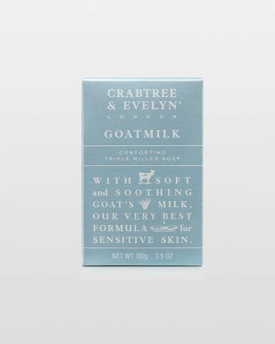 Goatmilk Comforting Triple Milled Soap