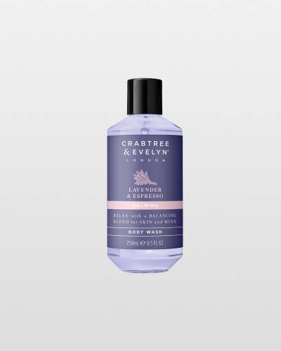 Lavender and Espresso Calming Body Wash